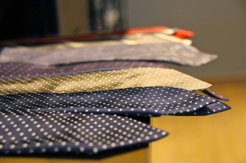 Krawatten von Andrea Zori