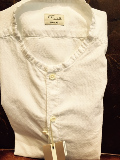 Washed XACUS_Shirt